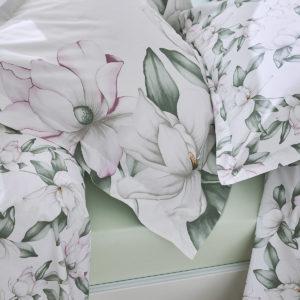parure de lit magnolia sauge