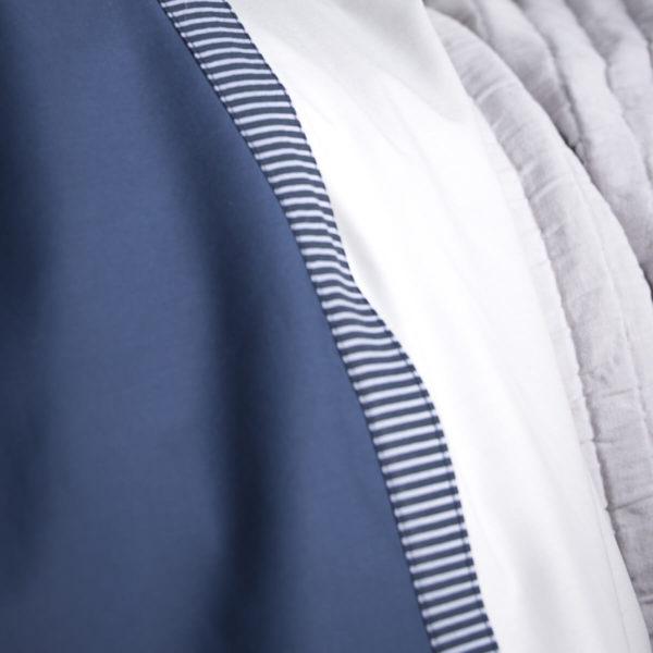 Drap de lit percale coton