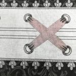 Drap de lit en coton français GLAMOUR