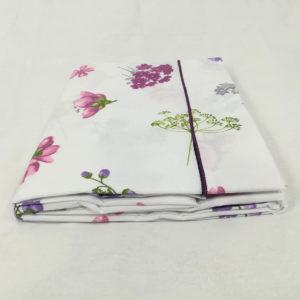 Drap de lit français en coton