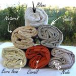 Drap housse coton 57 fils