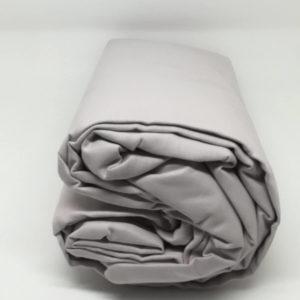 Drap housse 100% coton nude 57fils/cm²