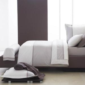 Parure de lit percale de coton Toi&Moi, Essix