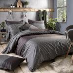Parure de lit noir ENZO