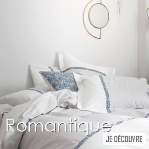Linge de lit Made in France chic et uni