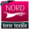 Housse de couette anthracite de fabrication française