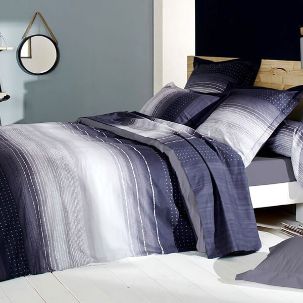 Linge de lit made in France en Percal Coton