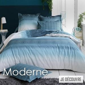 Linge de lit Made in France moderne et urbain