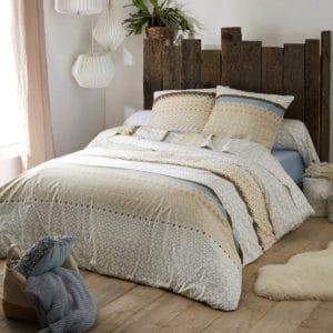 Parure de lit flanelle ARAVIS