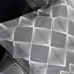 Taie d'oreiller pur coton 57 fils/cm² FOREVER
